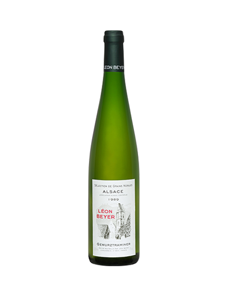 Léon Beyer Gewurztraminer Sélection de Grains Nobles 1989