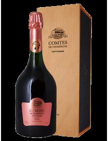 Champagne Taittinger Comtes de Champagne Rosé 2004 - Avec coffret