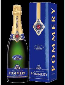 Champagne Pommery Brut - Avec étui