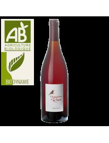 Domaine des Ronces Côtes-du-Jura Trousseau Rouge AB et Biodynamie