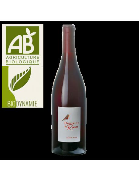 Domaine des Ronces Côtes-du-Jura Pinot Noir AB et Biodynamie