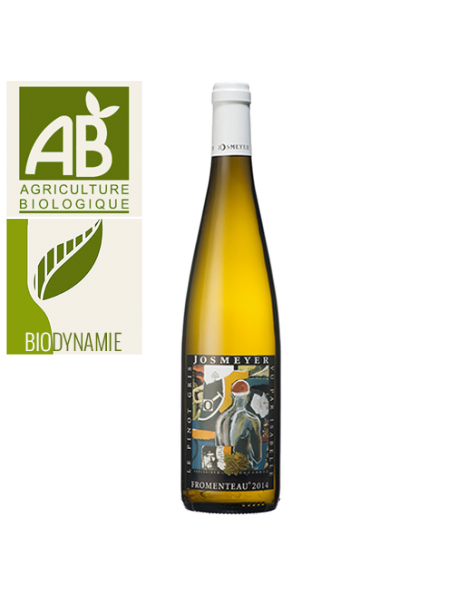 Domaine Josmeyer Pinot Gris Le Fromenteau 2013