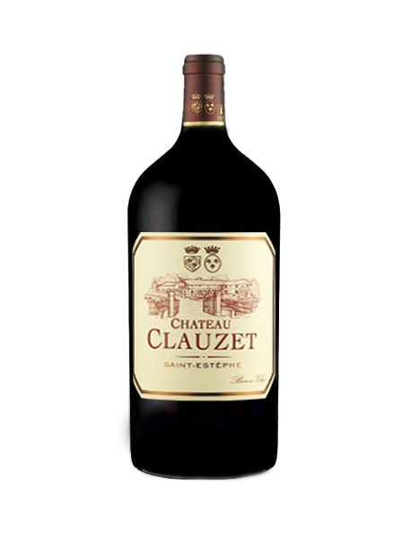 Château Clauzet Saint-Estèphe Rouge 2016 Double-Magnum - Caisse Bois d'origine