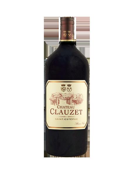 Château Clauzet Saint-Estèphe Rouge 2016 Impériale 6 litres - Caisse Bois d'origine