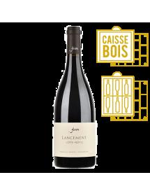 Domaine Garon Côte-Rôtie Lancement 2015 - Caisse Bois d'origine de 6 bouteilles