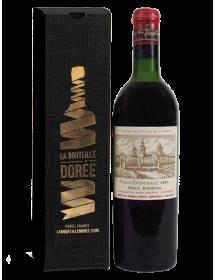 Coffret vin Anniversaire 60 ans Saint-Estèphe Château Cos d'Estournel