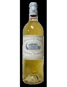 Pavillon Blanc Château Margaux Bordeaux Blanc 2003