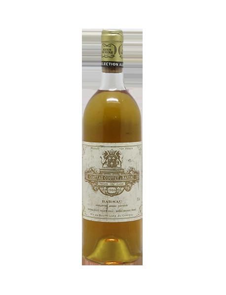 Château Coutet Sauternes 1er Grand Cru Classé 1986