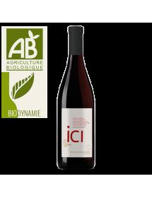 Domaine du Joncier Lirac ICI Rouge AB Biodynamie