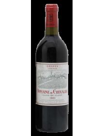 Domaine de Chevalier Pessac-Léognan Grand Cru Classé de Graves Rouge 1983