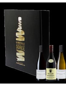 Coffret Vin Bourgogne Côte de Beaune Sélection 3 bouteilles