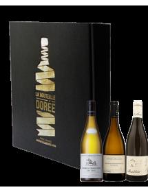 Coffret vin Chablis Passion 3 bouteilles