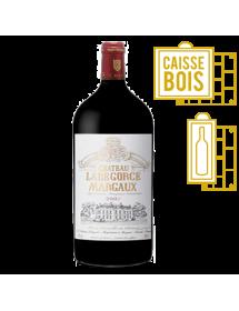 Château Labégorce Margaux Cru Bourgeois Rouge 2002 Double-Magnum 3 litres - Caisse Bois d'origine