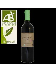 Château Brethous Côtes-de-Bordeaux Cuvée 500 Rouge - BIO et Biodynamie