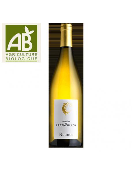 Domaine de La Cendrillon Vin de France Nuance Blanc 2017