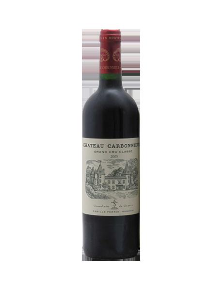 Château Carbonnieux Pessac-Léognan Grand Cru Classé de Graves Rouge 2005