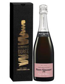 Champagne Gimonnet Rosé de blancs Extra-Brut - Avec étui