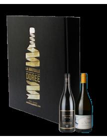Coffret Vin Rhône Blanc et Rouge Sélection 2 bouteilles