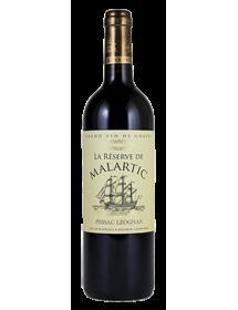 La Réserve de Malartic Pessac-Léognan Rouge - Second vin de Château Malartic-Lagravière Grand Cru Classé de Graves