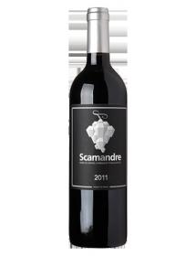 Scamandre 2012 - Grand vin rouge BIO des Costières de Nîmes