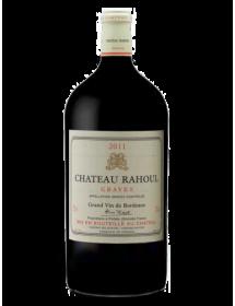 Château Rahoul Graves Rouge 2011 Double-Magnum 3 litres