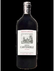 Château Cantemerle Haut-Médoc 5ème Grand Cru Classé 2016 Impériale litres - Caisse Bois d'origine