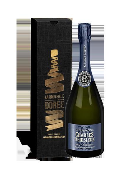 Champagne Charles Heidsieck Brut Réserve - Avec étui
