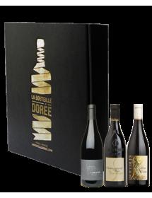 Coffret vin rouge cépage Grenache 3 bouteilles