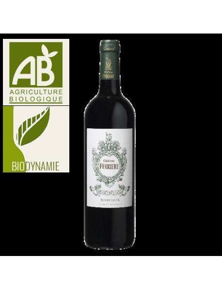 Château Ferrière Margaux 3ème Grand Cru Classé BIO - Agriculture biologique et Biodynamie
