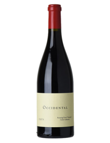 Occidental Running Fence Cuvée Catherine Pinot Noir Sonoma Valley USA Rouge