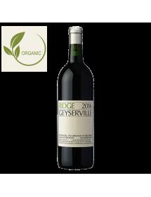 Ridge Vineyards Geyserville Alexander Valley Sonoma County Californie USA 2016 - Organic