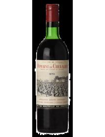 Domaine de Chevalier Pessac-Léognan Grand Cru Classé de Graves Rouge 1970