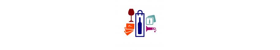 Trouver un coffret vin surprise avec 1 ou 2 bouteilles, livraison en 24h