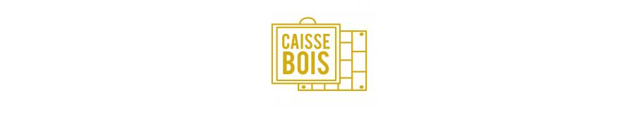 LA BOUTEILLE DORÉE - Cadeaux vins en coffret bois et caisses bois