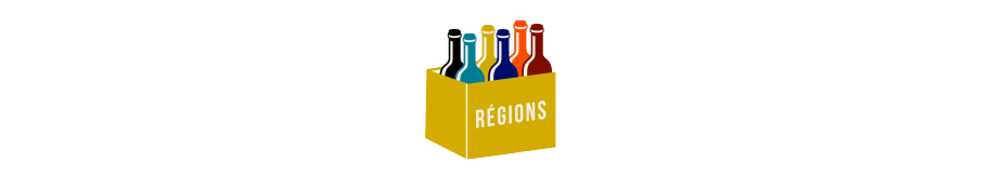 Coffrets à thèmes autour des régions et appellations viticoles de France