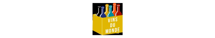Coffret vins du monde, découverte vins du monde, en stock livrasion 24h