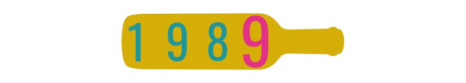 VIN 1989 - Offrir une bouteille 1989, grand cru 1989, bordeaux 1989