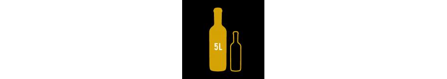 Achetez un Jéroboam de vin de Bordeaux, une bouteille de 5 litres