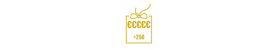 Coffret cadeau vin à plus de 250 euros - LA BOUTEILLE DORÉE