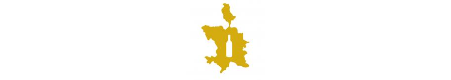 Créez votre coffret cadeau vin du Rhône - LA BOUTEILLE DORÉE