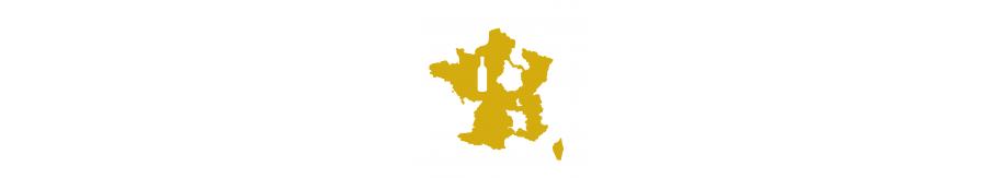 Créez votre coffret cadeau vin de France - LA BOUTEILLE DORÉE