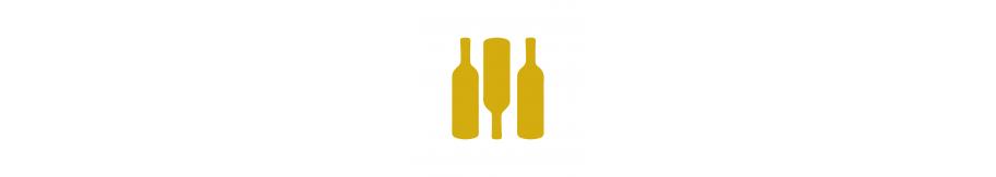 Créez votre coffret cadeau vin rouge - LA BOUTEILLE DORÉE
