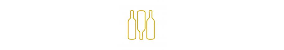 Créez votre coffret cadeau vin blanc - LA BOUTEILLE DORÉE