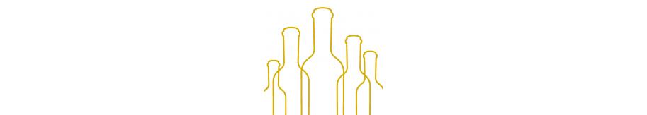 Tous les formats de bouteilles de la demi-bouteille à l'énorme Melchizédec de 30 litres
