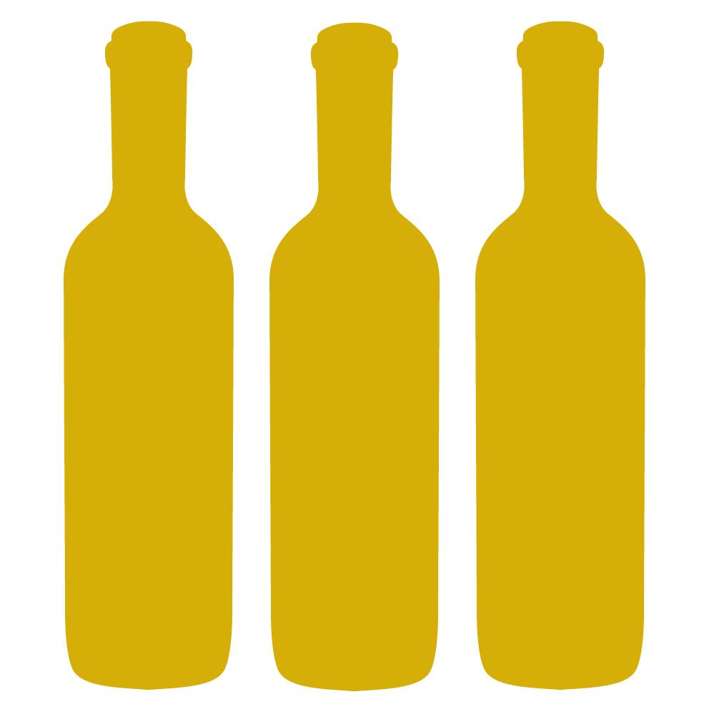 Coffret cadeau vin 3 bouteilles de 75cl