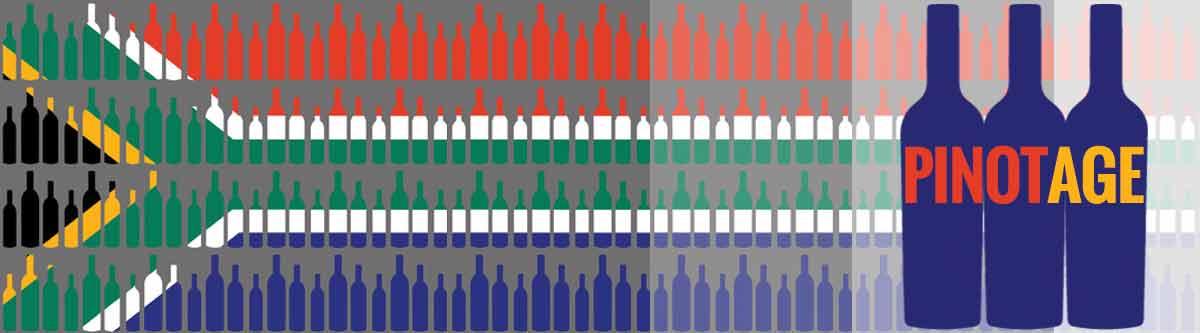 Le cépage Pinotage d'Afrique du Sud