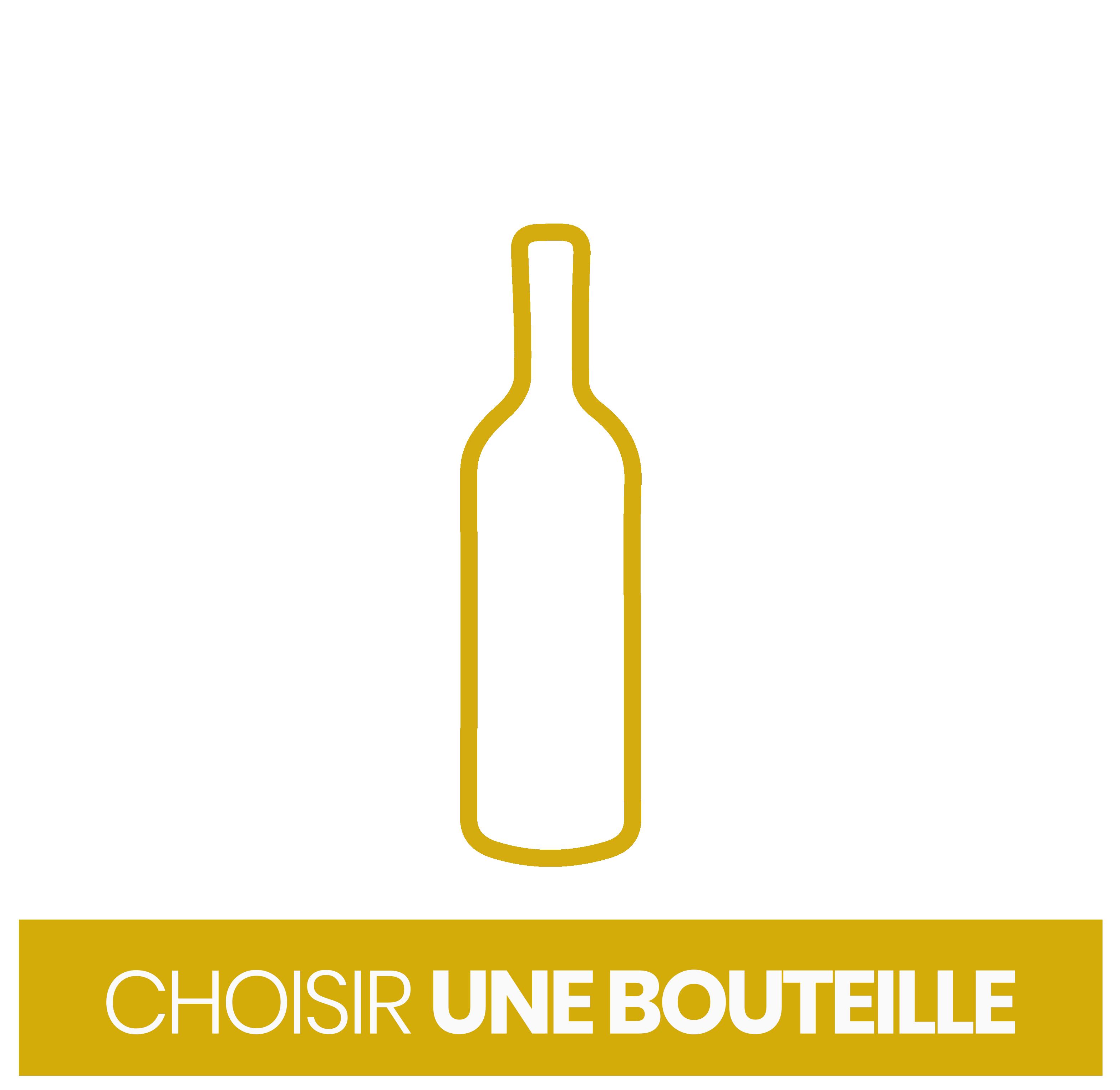 Choisir une bouteille