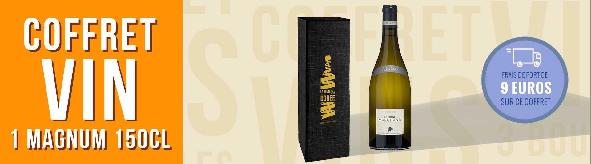 Coffret cadeau vin 1 Magnum Sancerre Blanc