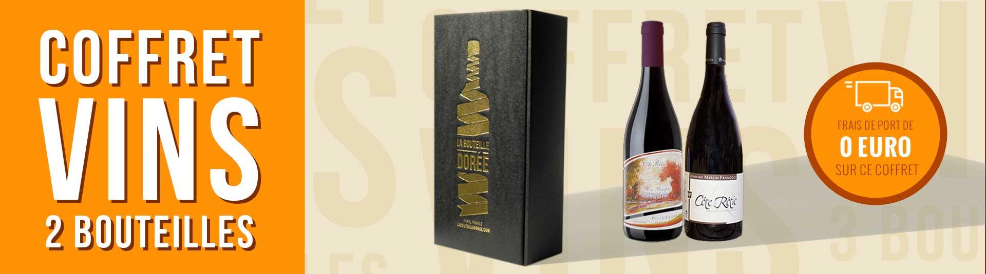 Coffret vin Côte-Rôtie Découverte