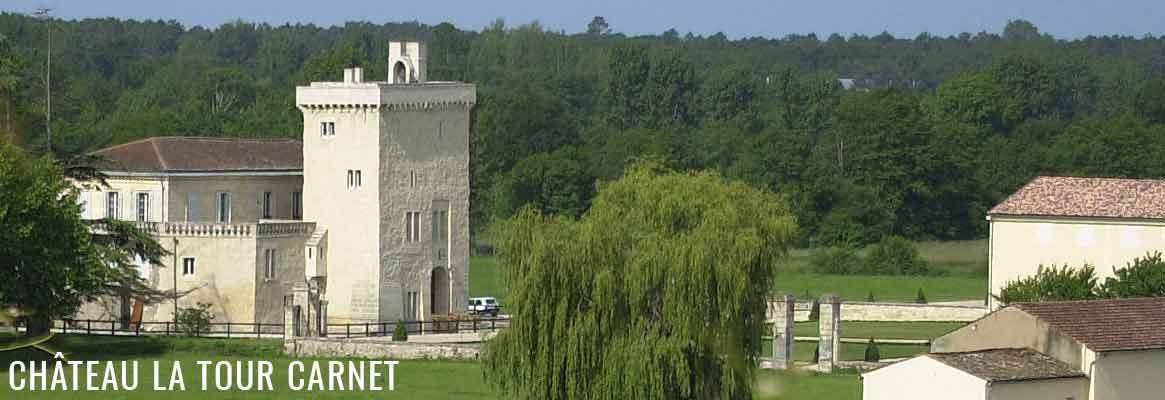 Château La Tour Carnet, grand cru classé du Haut-Médoc